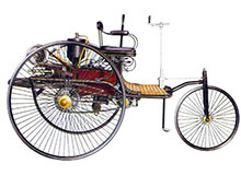 Когда был изобретен автомобиль?