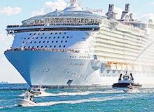 Какой самый большой корабль?