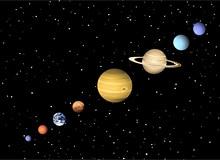 Каковы размеры планет?