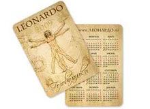 Кто изобрел карманный календарик?