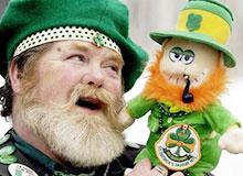 Почему большинство ирландских фамилий начинается с О′?