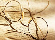 Когда изобрели очки?