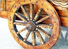 Когда изобрели колесо?