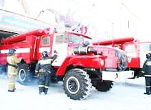 Когда появились первые пожарные команды?