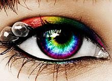 Что придает нашим глазам тот или иной цвет?