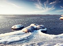 Почему одни моря замерзают, а другие нет?