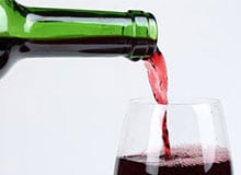 Как происходит разлив вина?