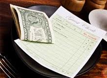 Зачем нужен счет в ресторане?