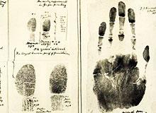 Как помогают ловить преступников отпечатки пальцев?