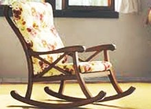Что такое кресло-качалка?