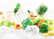 Как получаются замороженные продукты?