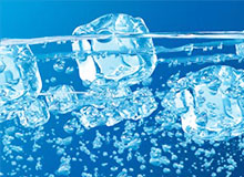 Почему лед плавает?