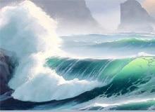 Как образовались океаны?