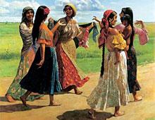 Почему цыгане сохраняют свои обычаи?