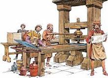 Кто изобрел книгопечатание?