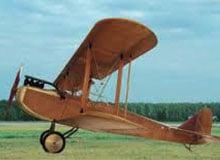 Когда полетел первый самолет?