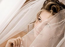 Почему невесты носят фату?