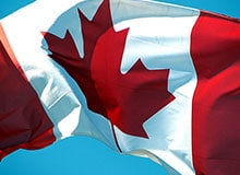 Когда люди поселились в Канаде?