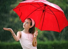 Когда был изобретен зонтик?