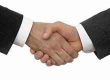 Как возникло рукопожатие?