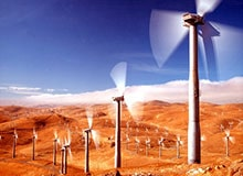 Можно ли с помощью ветра получать энергию?