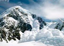 Что вызывает снежные лавины?