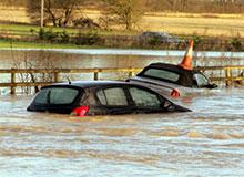 Почему на реках случаются наводнения?
