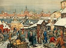 Как и чем торговали в средние века?