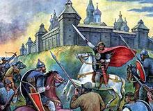 Как выглядело древнерусское войско?