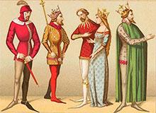 Как жили люди в средние века?