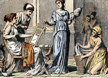 Как жили древние греки?