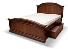 Когда появилась кровать?