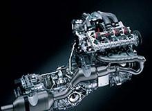 Как работает автомобильный двигатель?