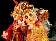 Когда появился кукольный театр?