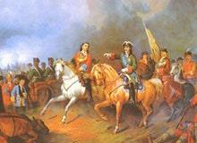Чем знаменита Полтавская битва?