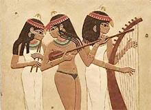 Какие музыкальные инструменты самые древние?
