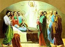С чем связан праздник Успения Богородицы?