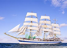 Какие типы парусных судов вы знаете?