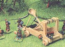 Какие метательные машины применялись в древности?