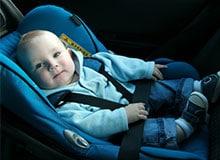 Как детское автокресло может спасти жизнь?