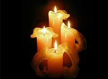Кто придумал свечку?