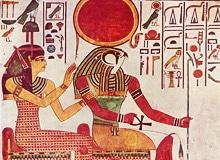 Кто такой бог солнца Ра?