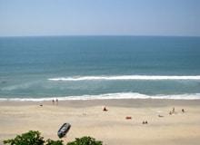 Почему вода в море соленая?