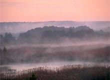 Как образуется туман?