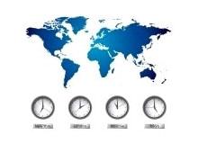 Существуют ли часовые пояса во всем мире?