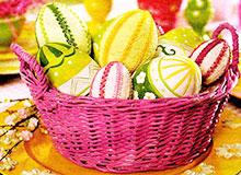 Почему на Пасху красят яйца?