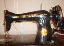 Кто сделал первую швейную машину?