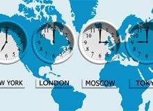Как возникли часовые пояса?