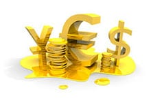 Почему ценность денег определяется золотом?