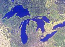 Как образовались Великие озера?